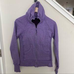 Lululemon | Cuddle Up Jacket in Purple